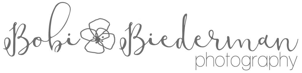 Bobi Biederman Photography logo