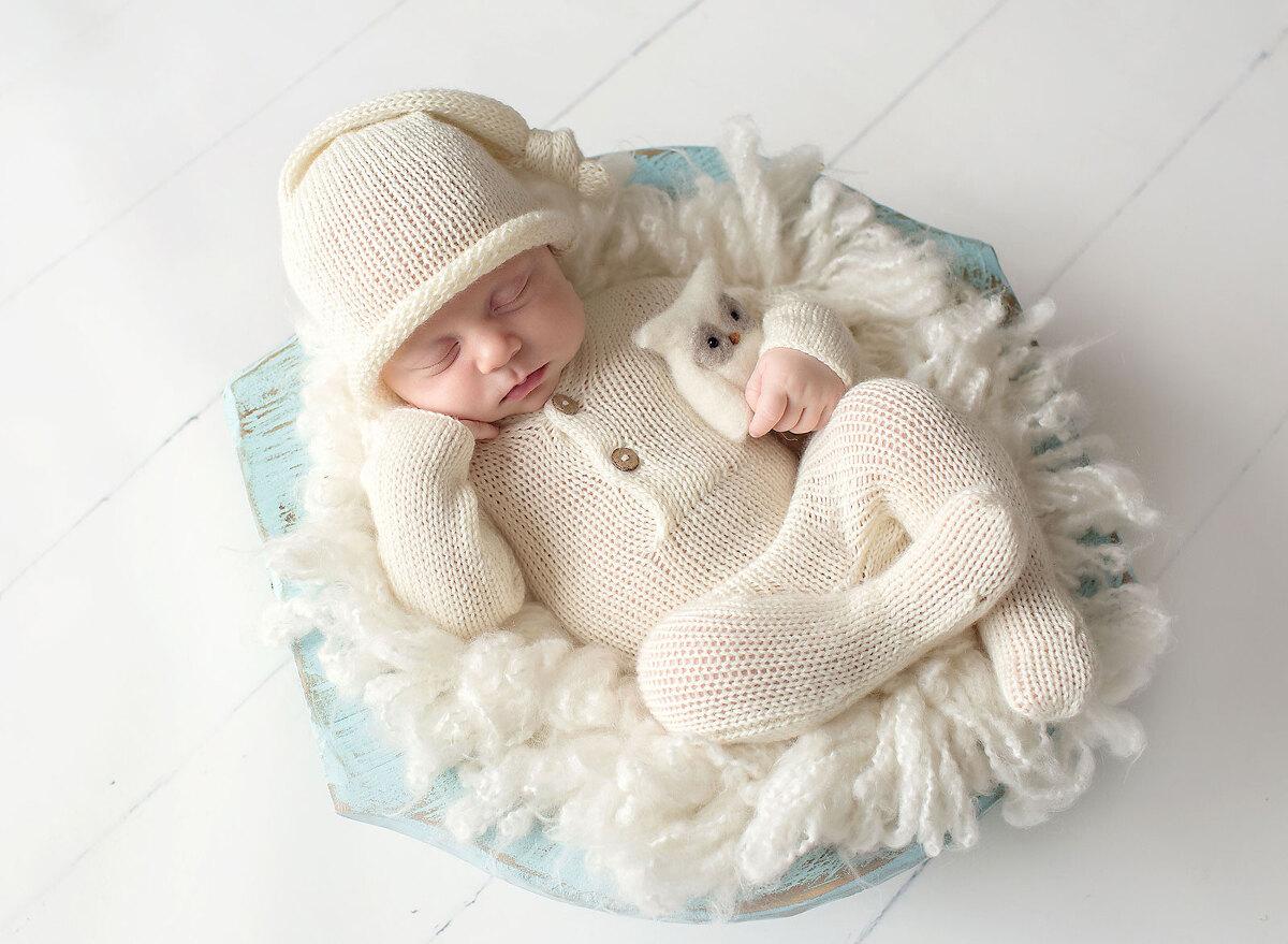 newborn photographer Avon lake